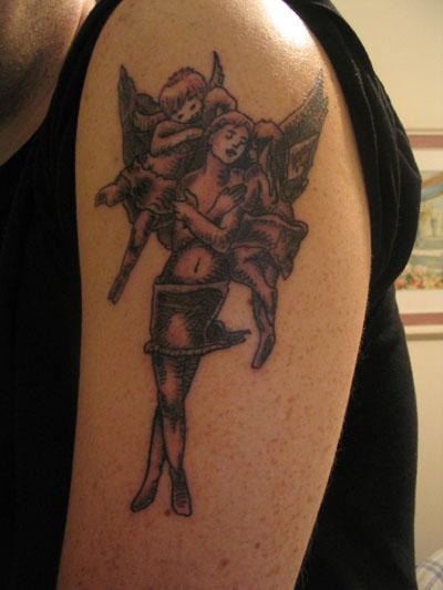 booge tattoo