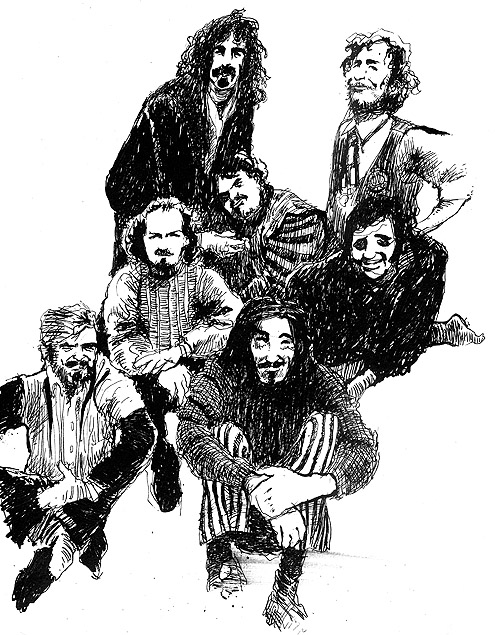 Cucamonga: Zappa\'s Early Mothers Of Invention