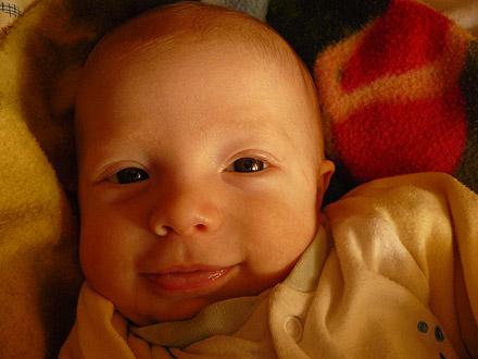 Lucas Smiles